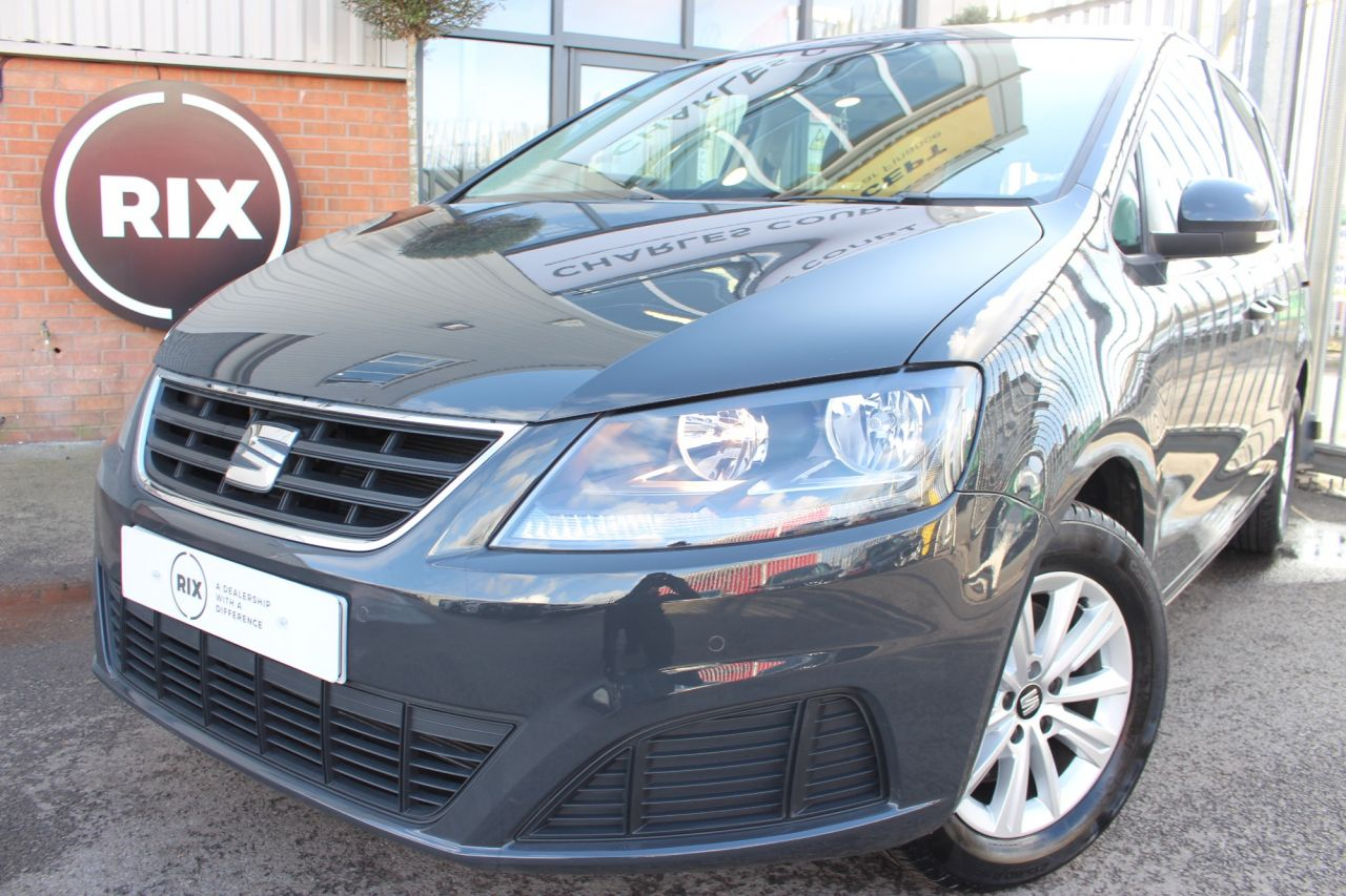 Used SEAT ALHAMBRA for sale
