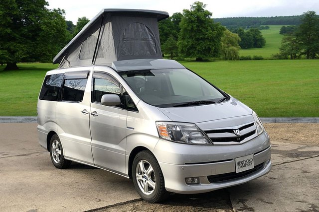 View our TOYOTA ALPHARD