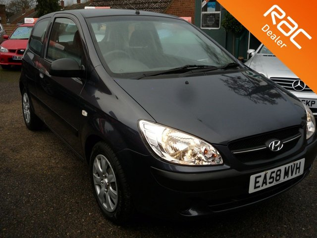 View our HYUNDAI GETZ