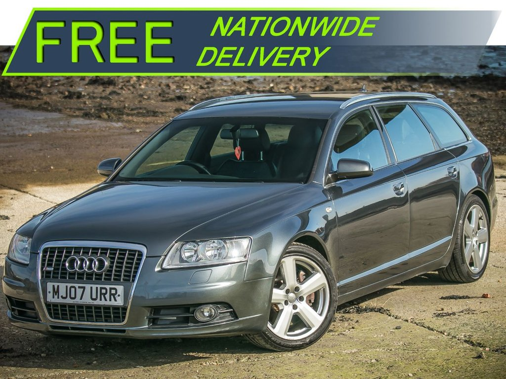 USED 2007 07 AUDI A6 2.7 V6 TDI S Line Avant CVT [AUTOMATIC] 5dr ONLY ONE OWNER FROM NEW