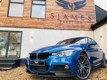 2016 BMW 3 SERIES 3.0 335D XDRIVE M SPORT 4d AUTO 308 BHP £20990.00