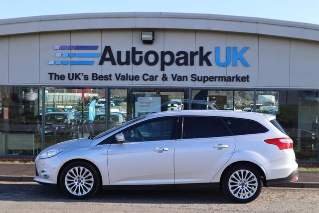 USED 2011 61 FORD FOCUS 1.6 TITANIUM X TDCI 5d 113 BHP LOW DEPOSIT OR NO DEPOSIT FINANCE AVAILABLE