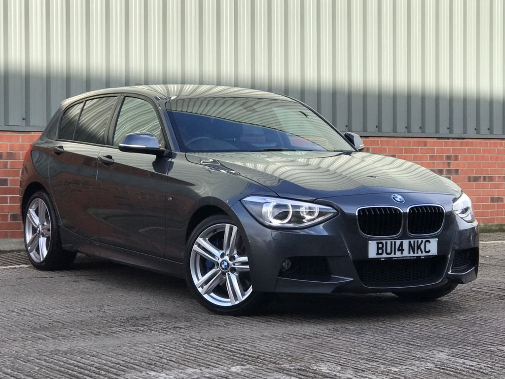 USED 2014 14 BMW 1 SERIES 2.0 120D XDRIVE M SPORT 5d 181 BHP