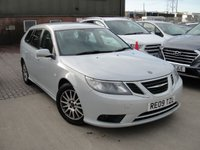 USED 2009 09 SAAB 9-3 1.9 LINEAR SE TID  5d 150 BHP ANY PART EXCHANGE WELCOME, COUNTRY WIDE DELIVERY ARRANGED, HUGE SPEC