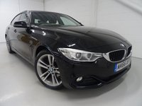 USED 2016 66 BMW 4 SERIES 2.0 420D SPORT GRAN COUPE 4d 188 BHP