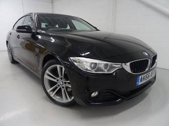 2016 BMW 4 SERIES 2.0 420D SPORT GRAN COUPE 4d 188 BHP £15700.00