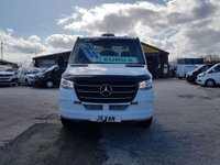 USED 2018 68 MERCEDES-BENZ SPRINTER RECOVERY TRUCK NEW MODEL LOW MLS EURO 6  MERCEDES SPRINTER RECOVERY TRUCK NEW MODEL