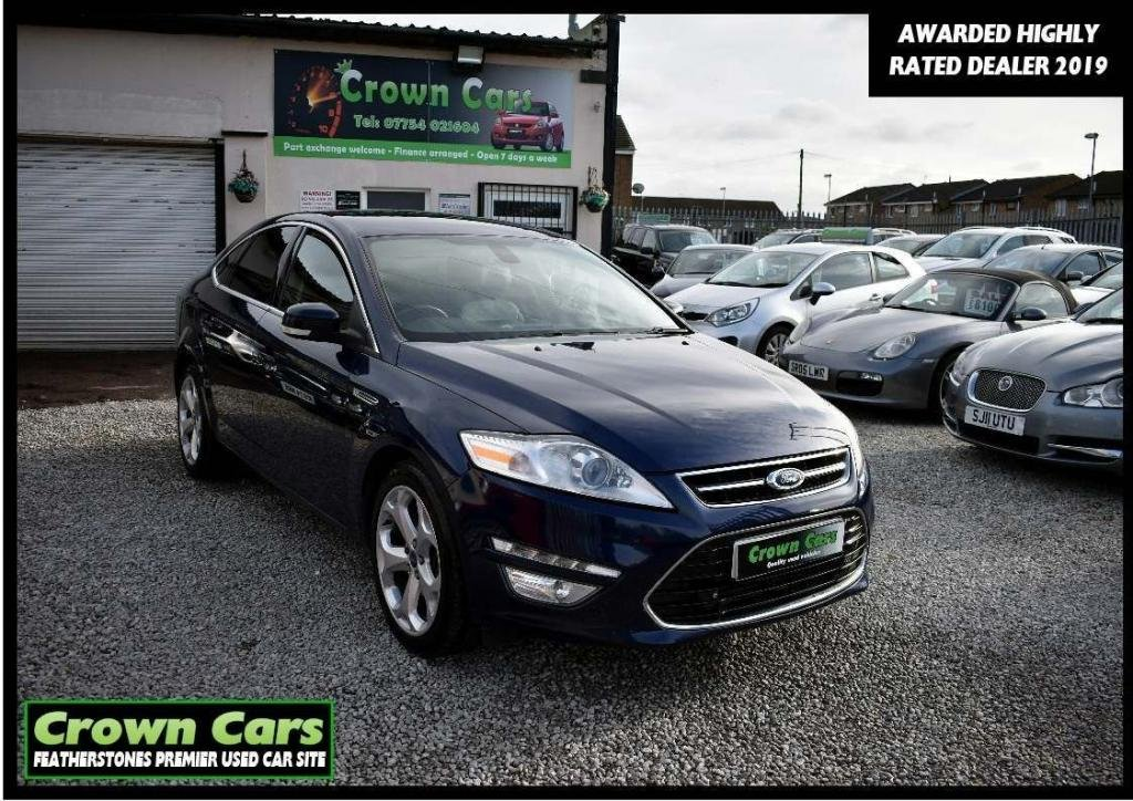 USED 2010 60 FORD MONDEO 2.0 TDCi Titanium X 5dr 3 MONTH WARRANTY & PDI CHECKS