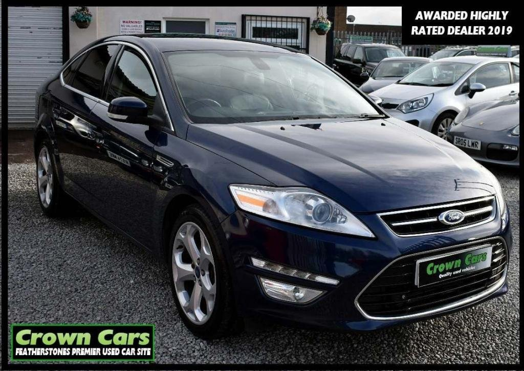 USED 2010 60 FORD MONDEO 2.0 TDCi Titanium X 5dr RESERVE TODAY VIEW LATER