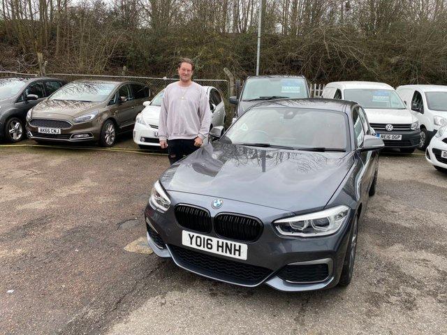2016 16 BMW 1 SERIES 3.0 M140I 5d 335 BHP
