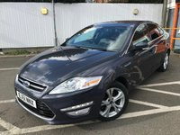 USED 2011 61 FORD MONDEO 2.0 TITANIUM X 5d 144 BHP RAC APPROVED!!!