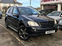 USED 2008 57 MERCEDES-BENZ M CLASS 3.0 ML280 CDI SPORT 5d 188 BHP