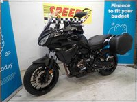USED 2018 18 YAMAHA TRACER 700 MT-07 TRACER Tracer 700 MT-07 Tra