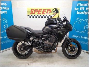 2018 YAMAHA TRACER 700 MT-07 TRACER Tracer 700 MT-07 Tra £5495.00