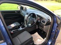 USED 2009 09 FORD FOCUS 1.6 ZETEC 5d 100 BHP Nice car taken as part exchange.