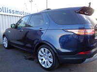 USED 2017 17 LAND ROVER DISCOVERY 3.0 TD6 HSE LUXURY 5d 255 BHP