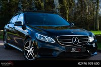 2016 MERCEDES-BENZ E CLASS 3.0 E350 CDI BlueTEC AMG Night Edition (Premium Plus) 9G-Tronic Plus 4dr £17990.00