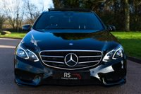 USED 2016 16 MERCEDES-BENZ E CLASS 3.0 E350 CDI BlueTEC AMG Night Edition (Premium Plus) 9G-Tronic Plus 4dr PAN ROOF+NAV+CAMERA+1 OWNER