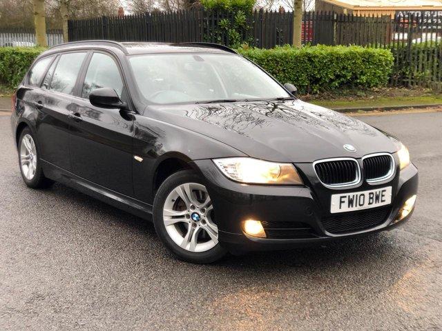 2010 10 BMW 3 SERIES 2.0 318D ES TOURING 5d 141 BHP
