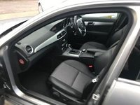 USED 2013 13 MERCEDES-BENZ C CLASS 1.6 C180 BLUEEFFICIENCY AMG SPORT 4d 154 BHP
