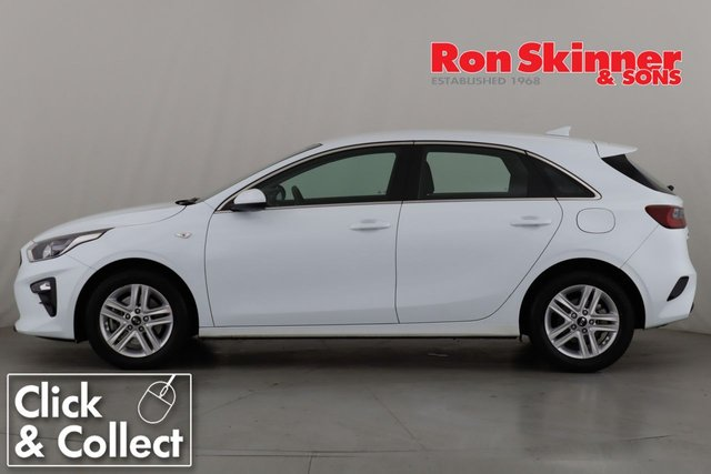 KIA CEED at Ron Skinner and Sons