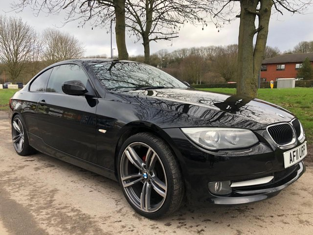 USED 2011 11 BMW 3 SERIES 2.0 320I SE 2d 168 BHP COUPE