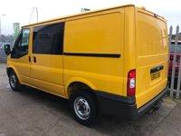 USED 2012 62 FORD TRANSIT T300 125PS 6 SPEED SWB 5 SEAT KOMBI CREW VAN **EX AA**NO VAT**