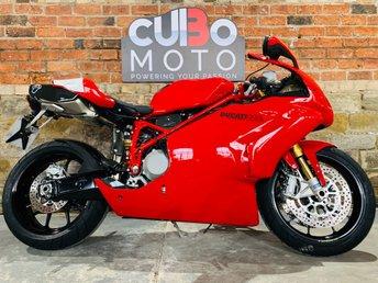 2005 DUCATI 999 R 999R £15990.00