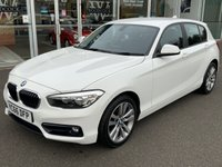 USED 2016 66 BMW 1 SERIES 1.5 116D SPORT 5dr 114 BHP