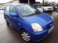 2006 KIA PICANTO 1.1 LX 5d 65 BHP £1000.00