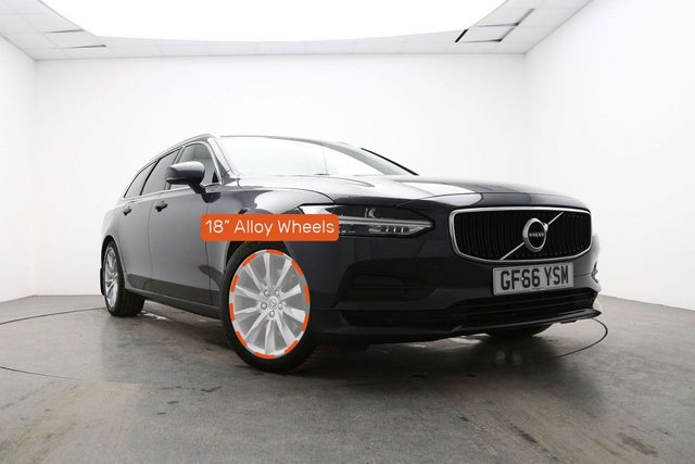 VOLVO V90 at Georgesons