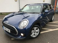 USED 2016 16 MINI CLUBMAN 2.0 COOPER D 5d 148 BHP CRUISE WITH BRAKE FUNCTION