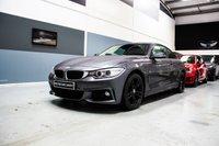 2015 BMW 4 SERIES 2.0 420D M SPORT 2d 188 BHP SOLD