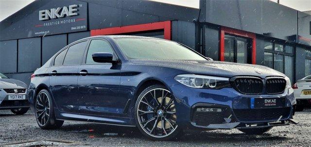 2018 18 BMW 5 SERIES 3.0 540I XDRIVE M SPORT 4d 335 BHP