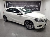 USED 2015 15 MERCEDES-BENZ A CLASS 2.1 A200 CDI SPORT 5d 136 BHP + HALF LEATHER + EXTRAS
