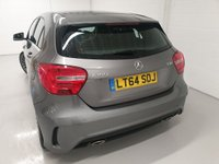 USED 2014 64 MERCEDES-BENZ A-CLASS 1.5 A180 CDI BLUEEFFICIENCY AMG SPORT 5d 109 BHP