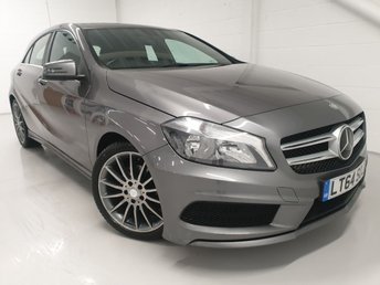 2014 MERCEDES-BENZ A-CLASS 1.5 A180 CDI BLUEEFFICIENCY AMG SPORT 5d 109 BHP £10690.00