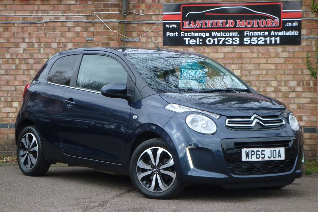 USED 2015 65 CITROEN C1 1.0 FLAIR S/S 3dr £0 TAX