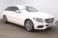 USED 2016 65 MERCEDES-BENZ C CLASS 2.0 C350 E SPORT 5DR AUTO 1 OWNER 208 BHP FULL MERCEDES SERVICE HISTORY + FREE 12 MONTHS ROAD TAX + HEATED LEATHER SEATS + SATELLITE NAVIGATION + REVERSE CAMERA + ACTIVE PARK ASSIST + PARKING SENSOR + BLUETOOTH + CRUISE CONTROL + CLIMATE CONTROL + MULTI FUNCTION WHEEL + ELECTRIC FRONT SEATS + DAB RADIO + PRIVACY GLASS + XENON HEADLIGHTS + RADIO/CD/USB/SD + ELECTRIC WINDOWS + ELECTRIC/HEATED DOOR MIRRORS + 17 INCH ALLOY WHEELS