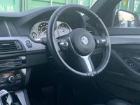 USED 2015 65 BMW 5 SERIES 2.0 520d M Sport Touring 5dr FSH/SatNav/HeatedSeats/DAB
