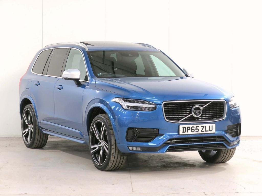 USED 2016 65 VOLVO XC90 2.0 D5 R-Design Geartronic 4WD (s/s) 5dr OVER £9000 OF OPTIONAL EXTRAS!