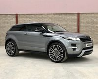 2012 LAND ROVER RANGE ROVER EVOQUE 2.2 SD4 DYNAMIC 3d 190 BHP £15750.00