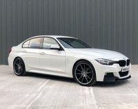 2015 BMW 3 SERIES 2.0 318D M SPORT 4d 141 BHP £11750.00