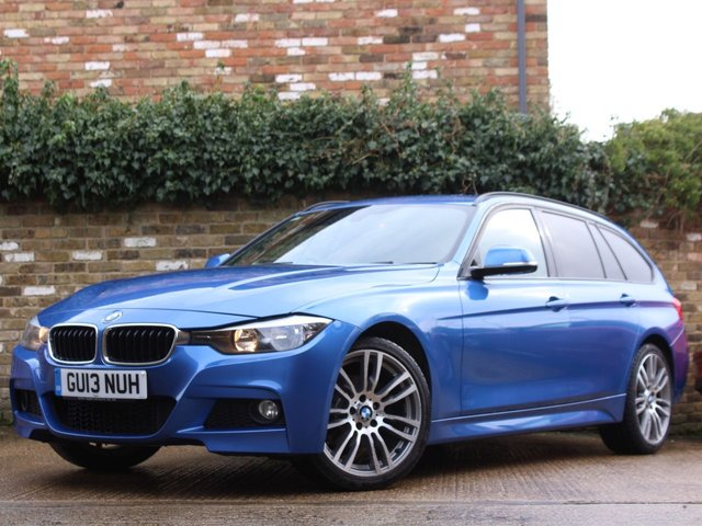 2013 13 BMW 3 SERIES 2.0 320D XDRIVE M SPORT TOURING 5d 181 BHP