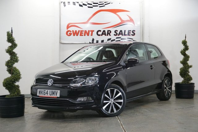 USED 2014 64 VOLKSWAGEN POLO 1.2 SE TSI 3d 89 BHP *GREAT SPEC, LOVELY EXAMPLE*