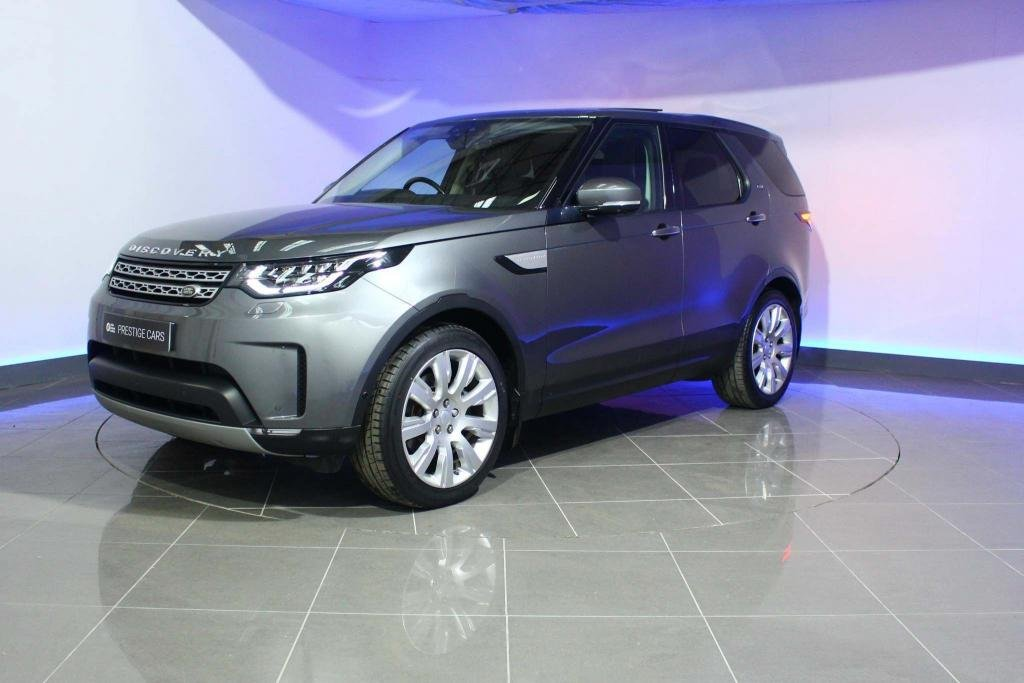 USED 2017 66 LAND ROVER DISCOVERY 3.0 TD V6 HSE Luxury Auto 4WD (s/s) 5dr OVER £4.3K OF OPTIONS