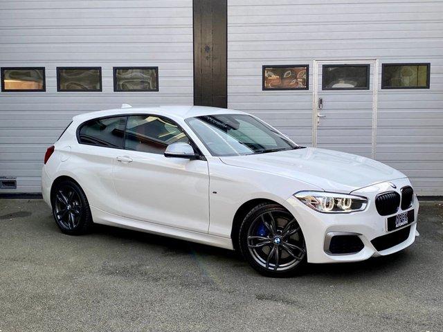 2015 15 BMW 1 SERIES 3.0 M135I 3d 322 BHP