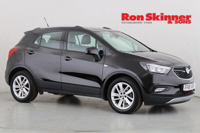 View our 2018 68 VAUXHALL MOKKA X 1.4 ACTIVE ECOTEC S/S 5d 138 BHP