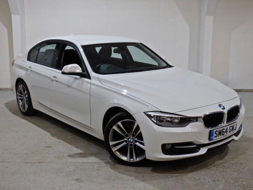 USED 2014 64 BMW 3 SERIES 2.0 316D SPORT 4d 114 BHP