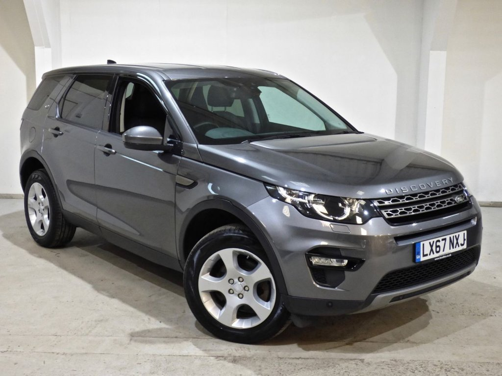 USED 2017 67 LAND ROVER DISCOVERY SPORT 2.0 ED4 SE TECH 5d 150 BHP